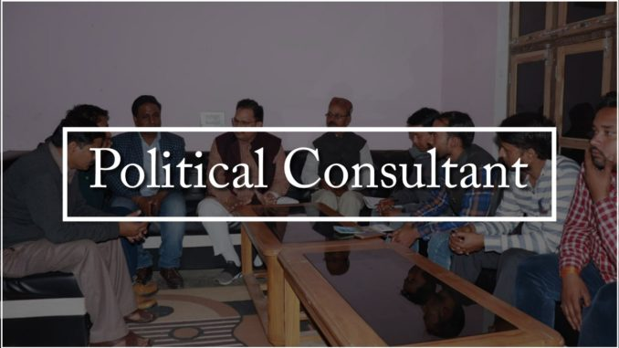 Political Consulting Services