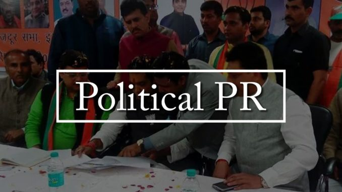 How MakeYouBig Media Pvt Ltd Strategies Your Mainstream Election Campaign